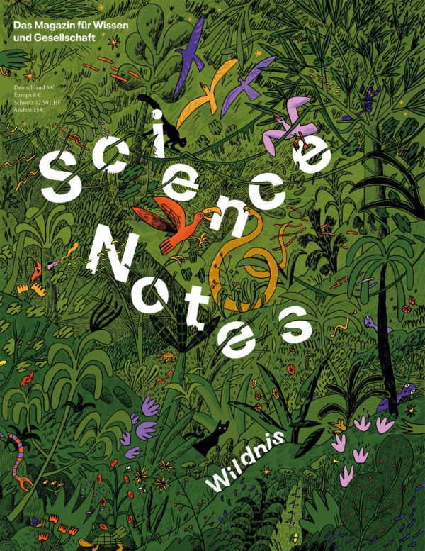Cover der Science Notes